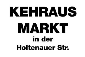 Kehraus Markt in der Holtenauer Str.